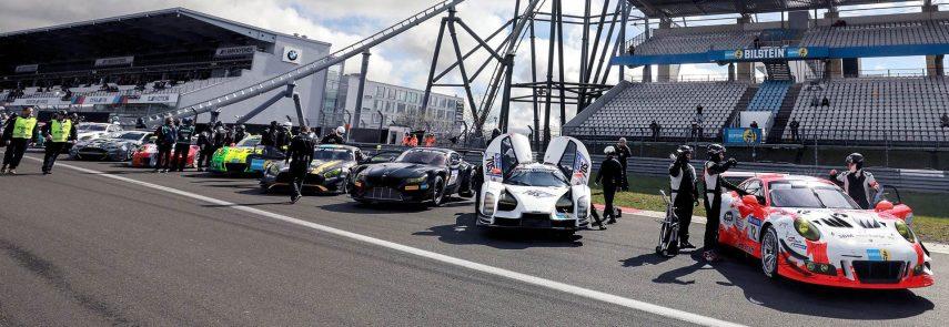 Arrancan las 24 Horas de Nürburgring 2018