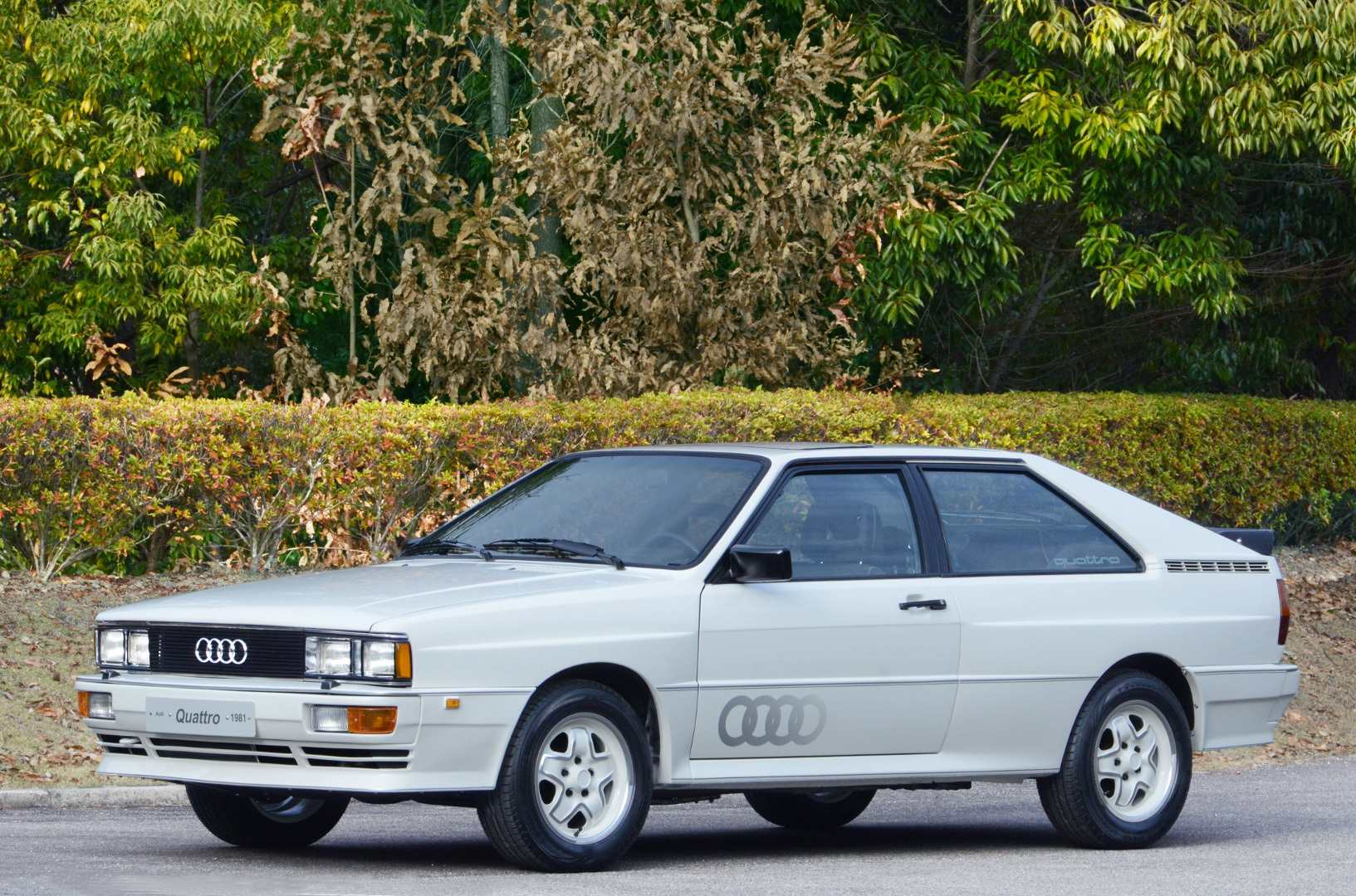 Audi Quattro (1981)