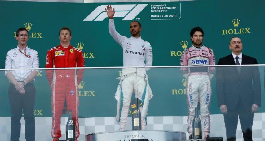 GP de Azerbaijan: Los coches cojos