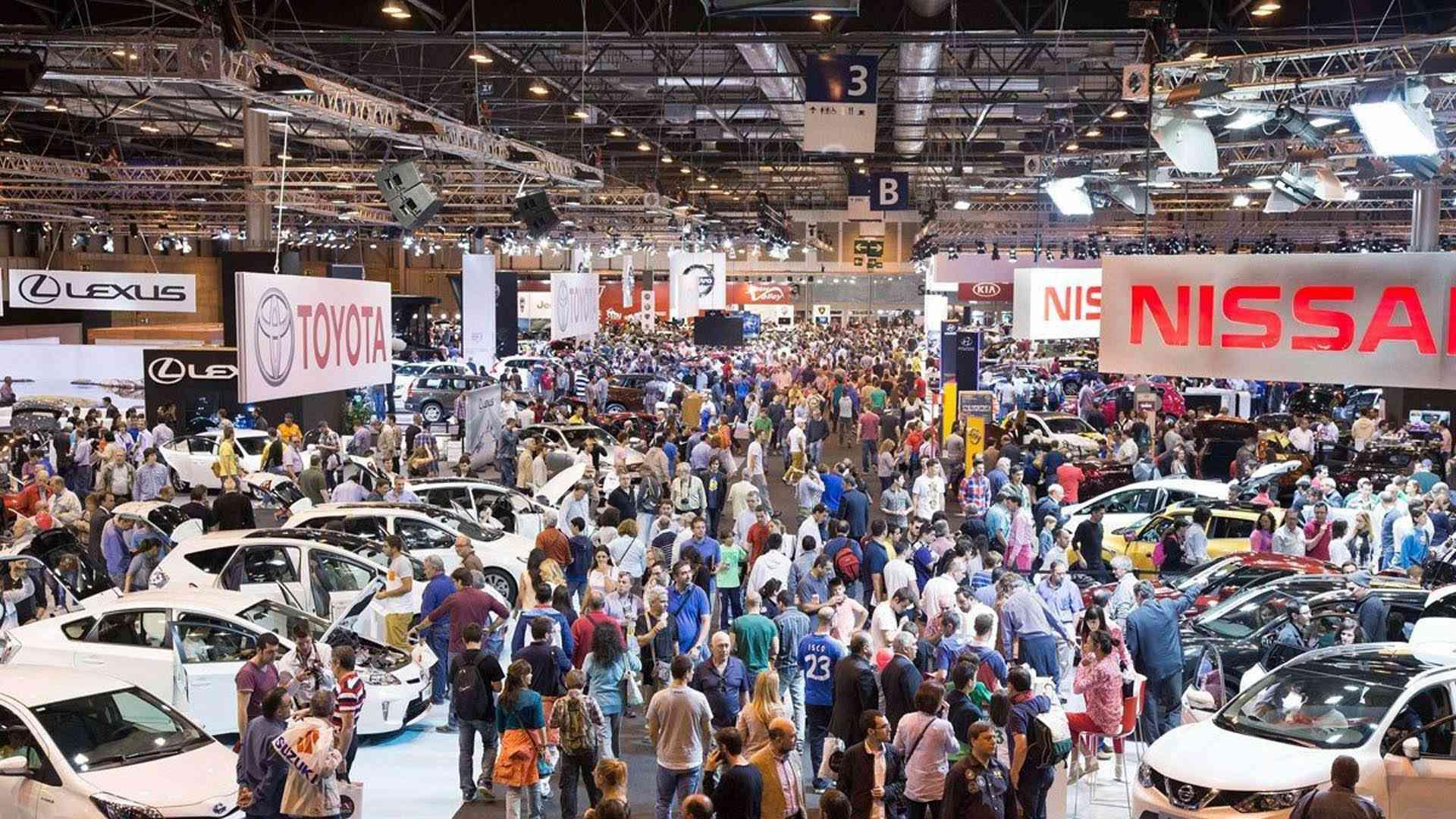 Madrid Auto Expo
