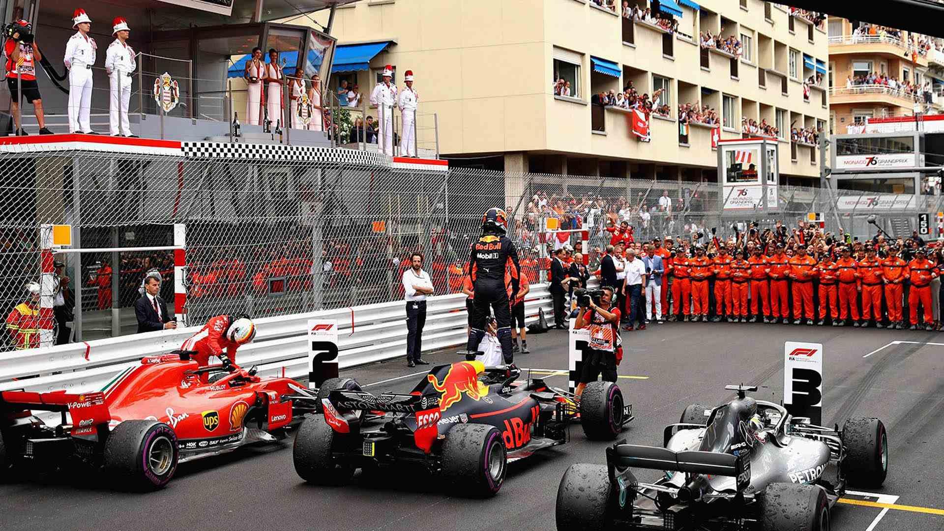 Monaco F1 1
