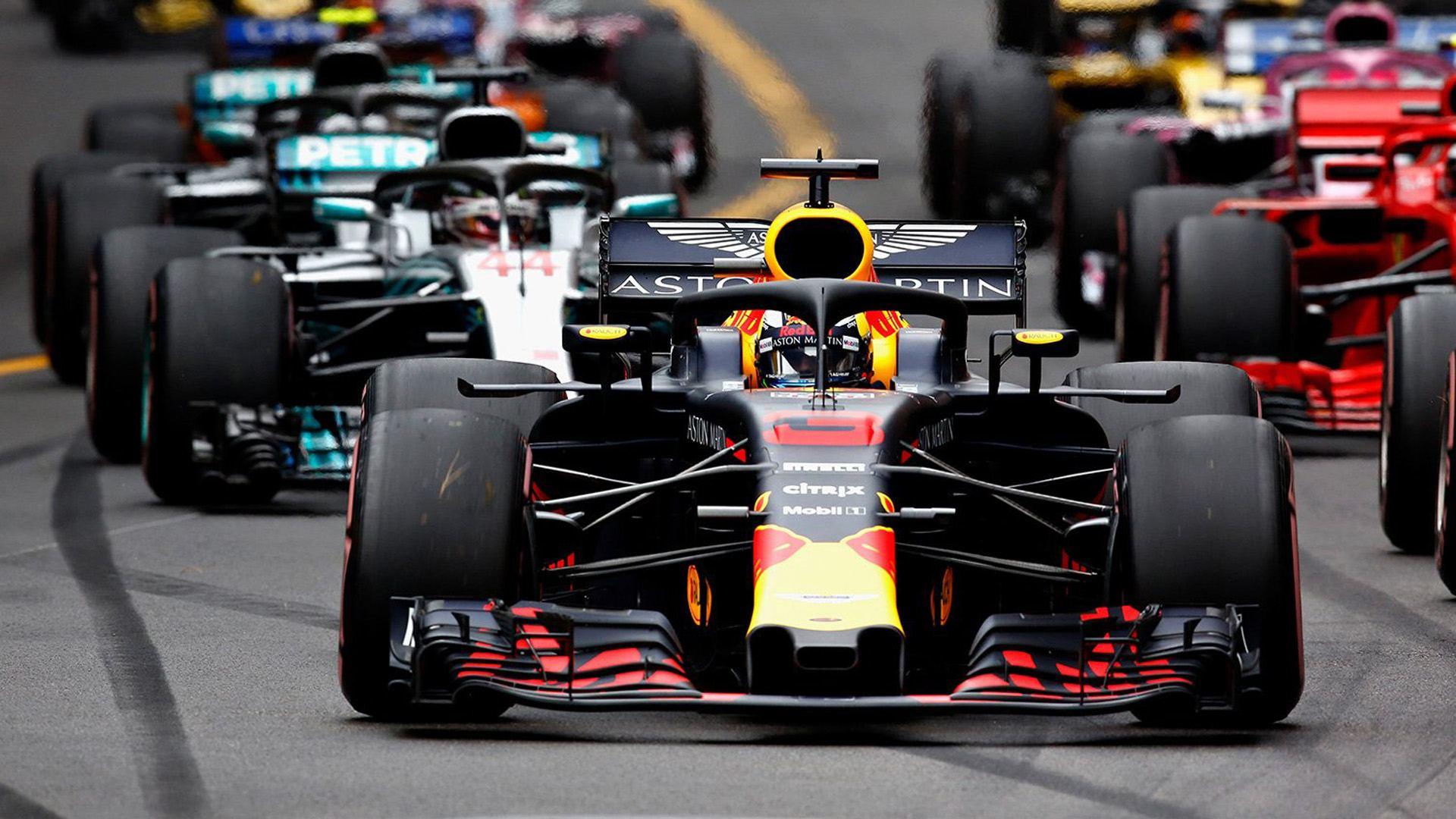 Monaco F1 2