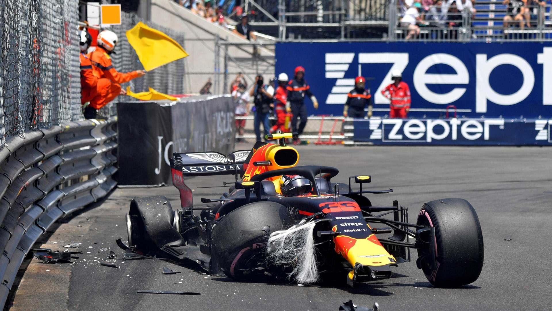 Monaco F1 3