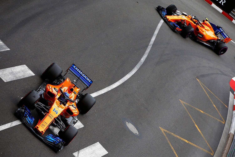 Monaco F1 4