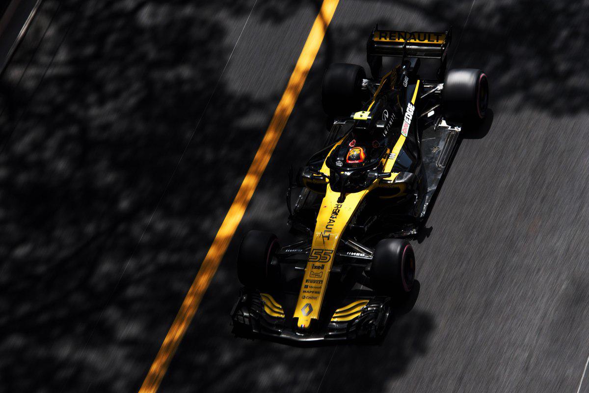 Monaco F1 5