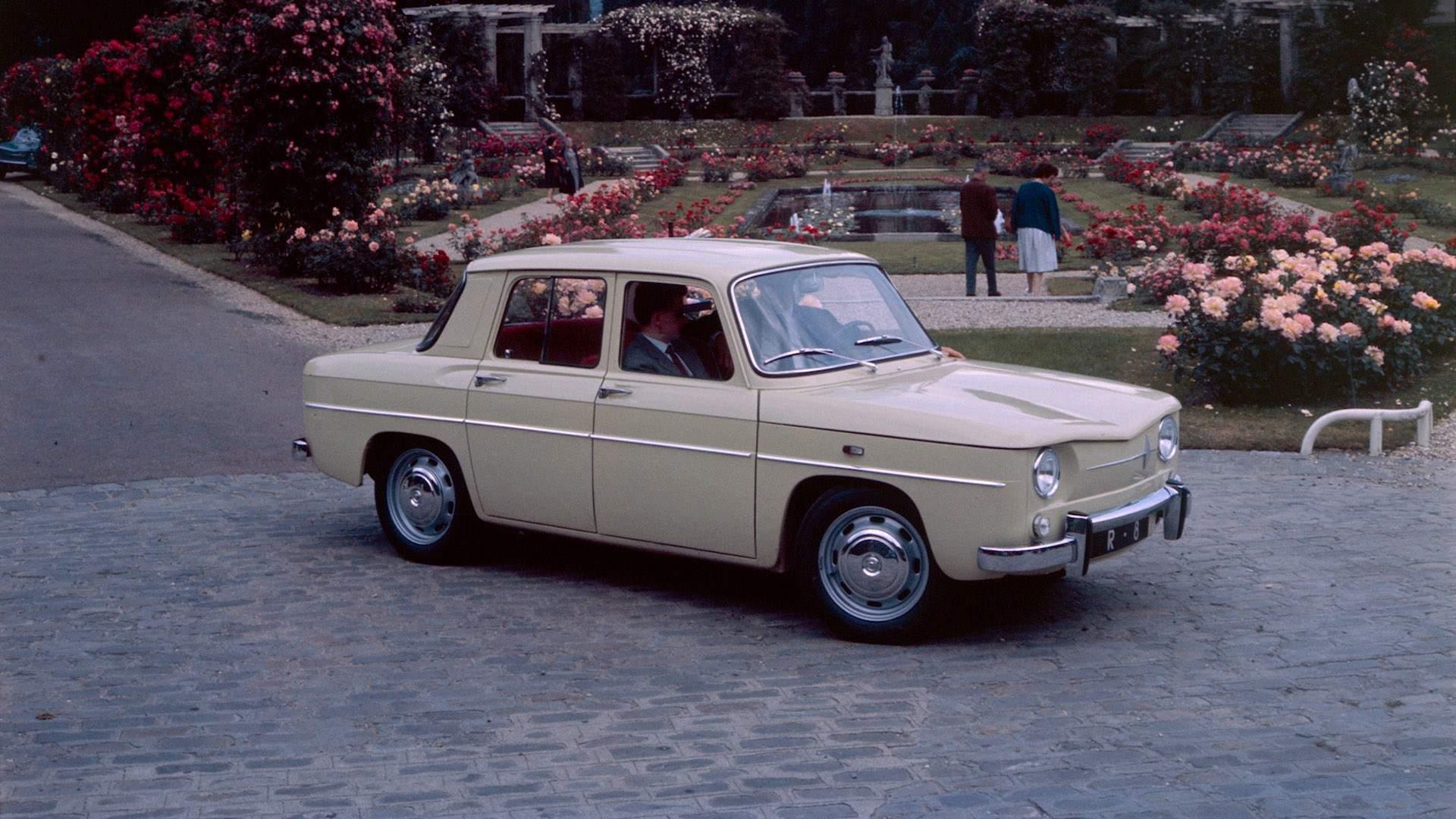 Coche del día: Renault 8