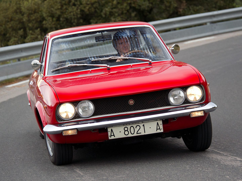 SEAT 124 Sport 1600