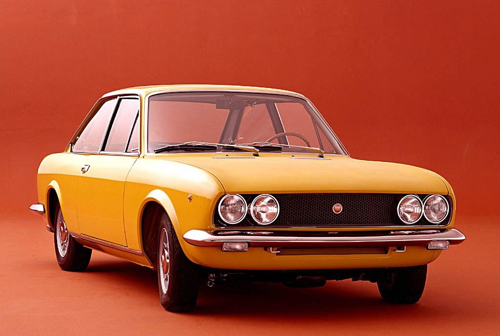 El SEAT 124 Sport cumple 50 años