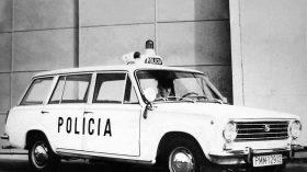 SEAT 124 Familiar Policía