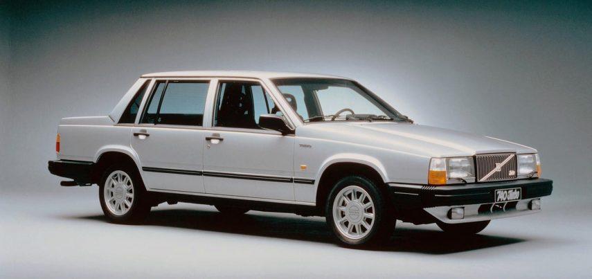 Coche del día: Volvo 740