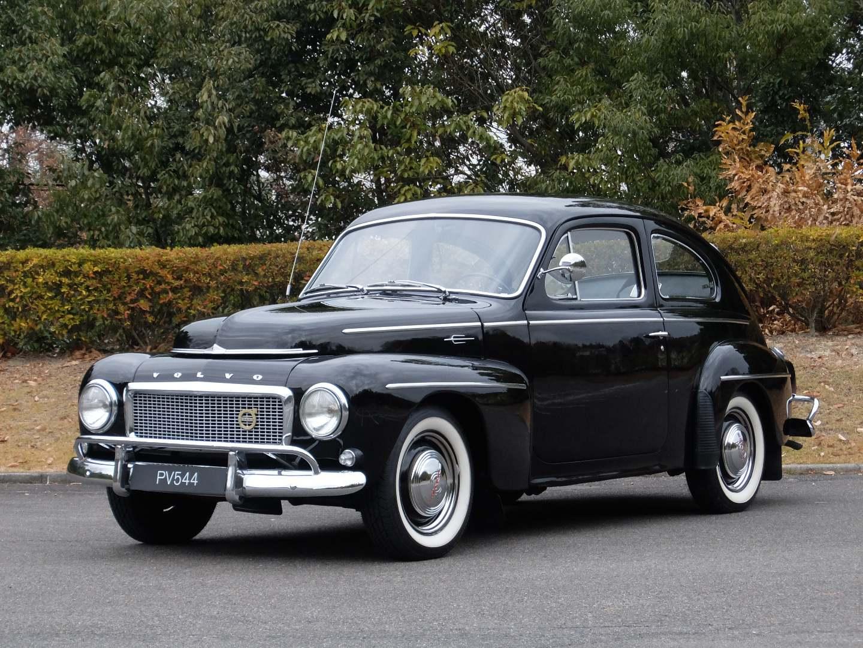 Volvo PV544 (1959)