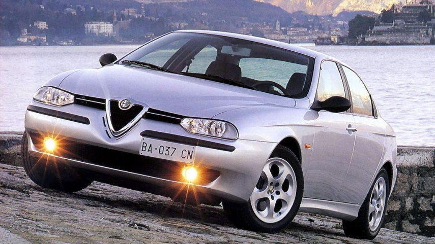 Coche del día: Alfa Romeo 156
