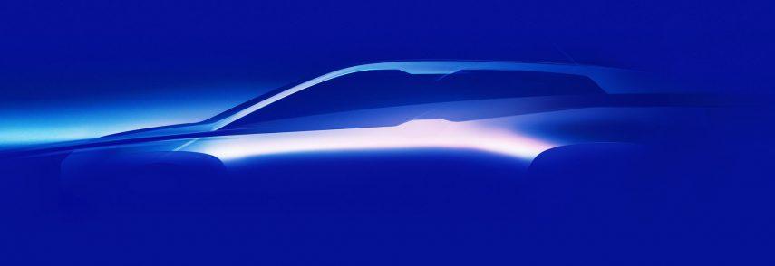 BMW anticipa su futuro buque insignia, el iNEXT