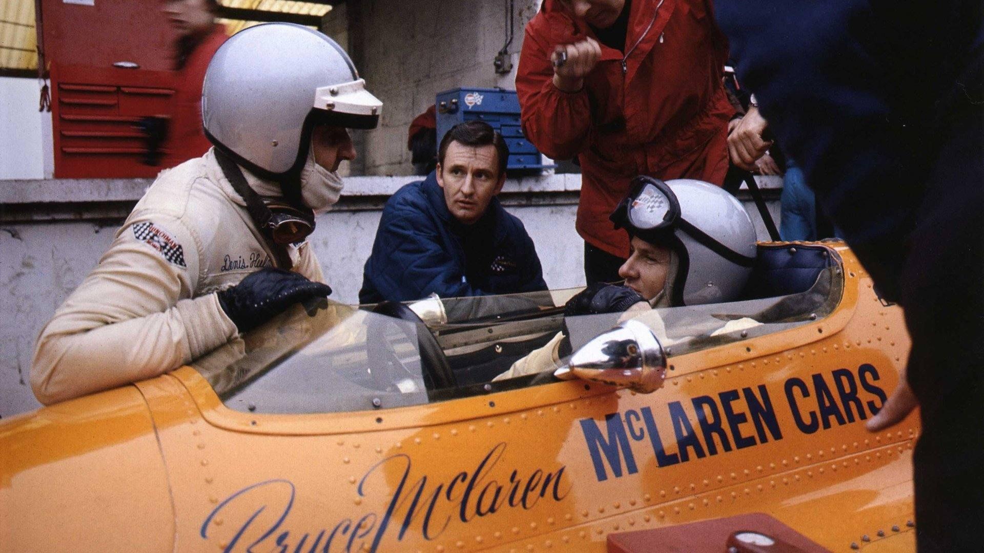 Grandes pilotos: Bruce McLaren