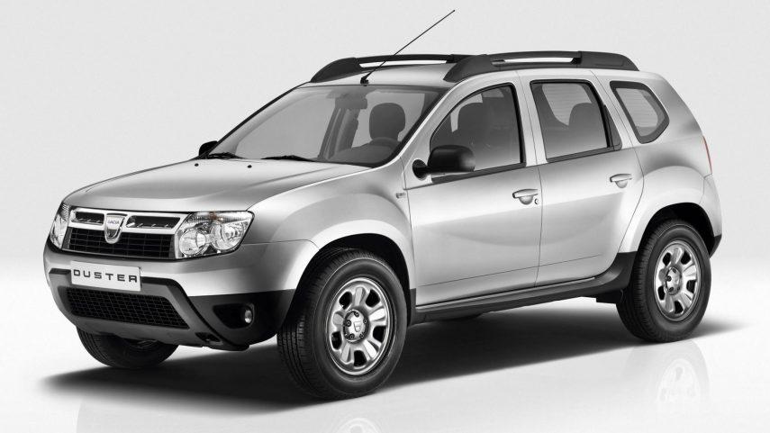 Coche del día: Dacia Duster