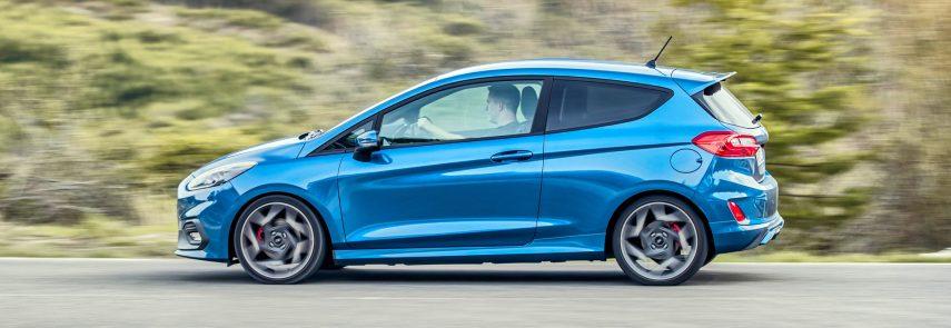 Ford deja caer que trabaja en un Fiesta RS