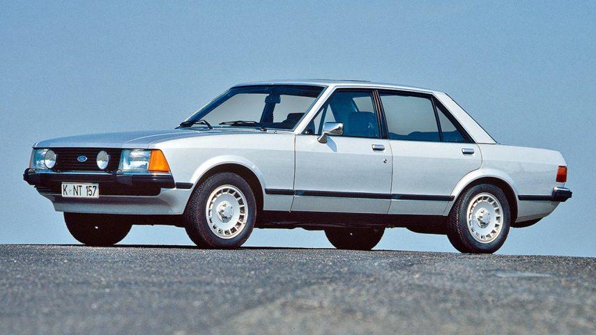 Coche del día: Ford Granada 2.8 Ghia