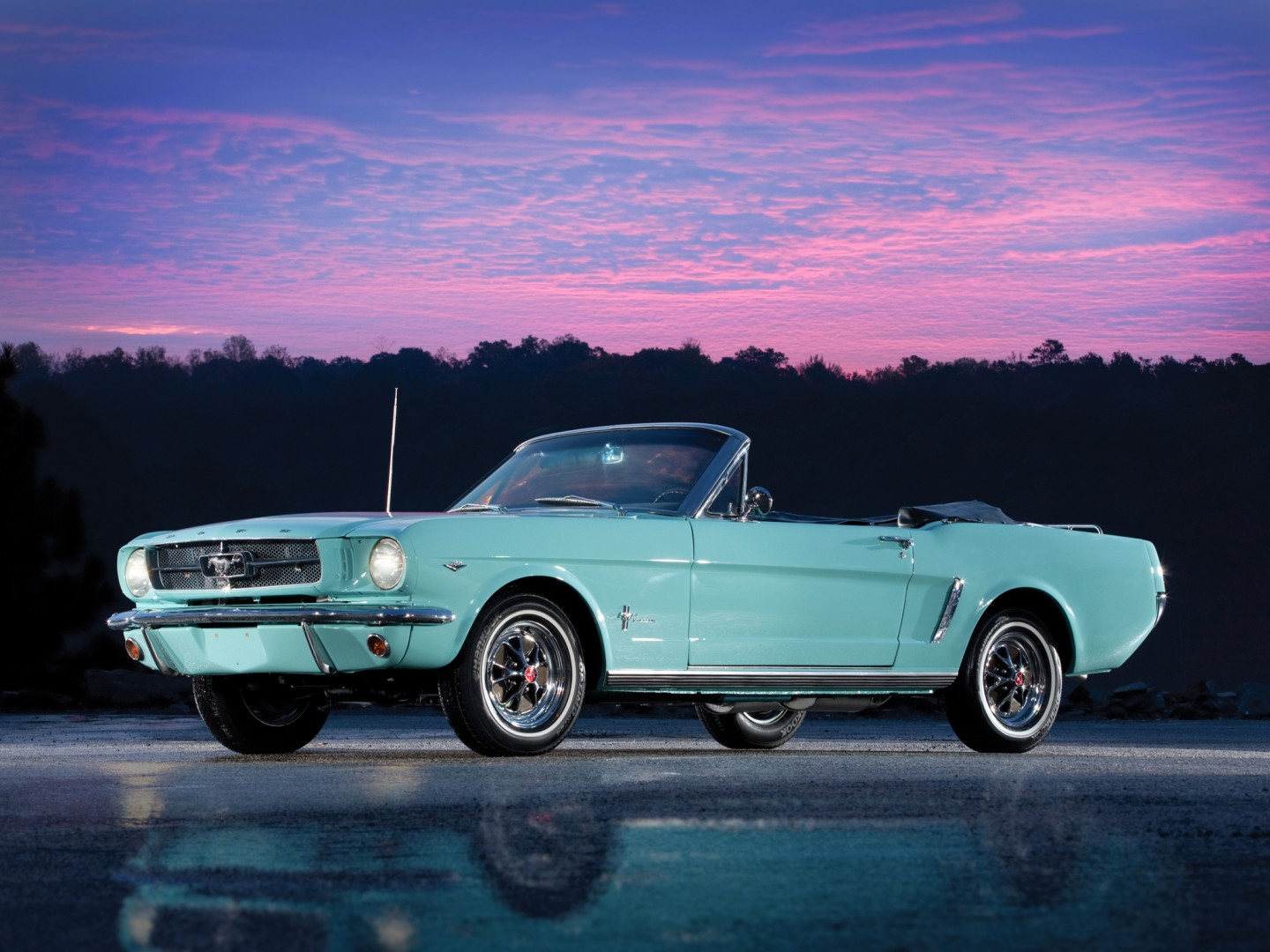 Ford Mustang Convertible (1964)