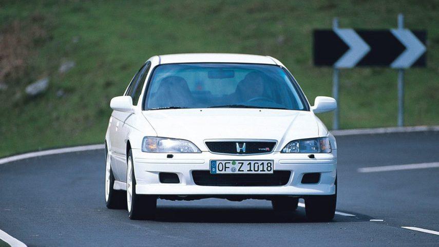 Coche del día: Honda Accord Type R (CG)