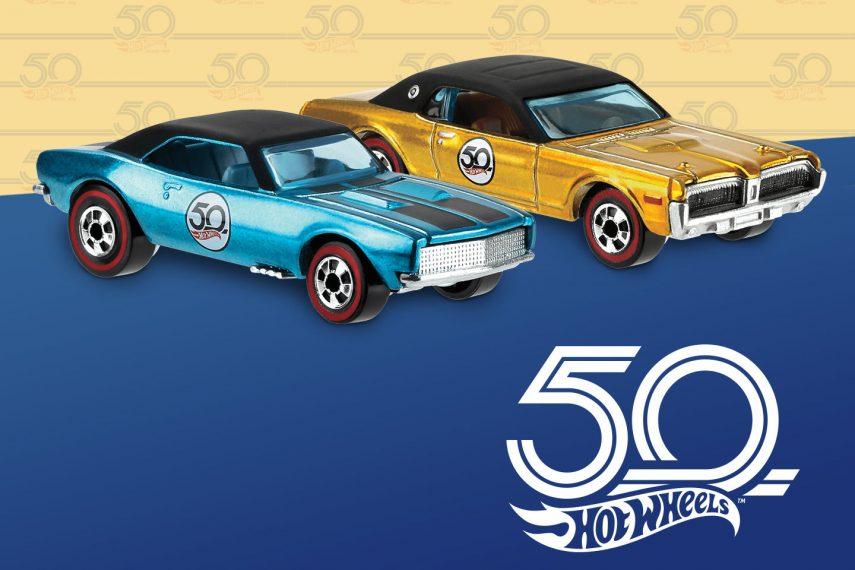 ¡Feliz cumpleaños! Hot Wheels cumple 50 años