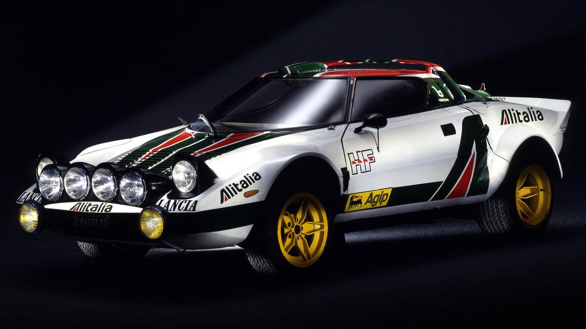 Lancia Stratos Grupo 4