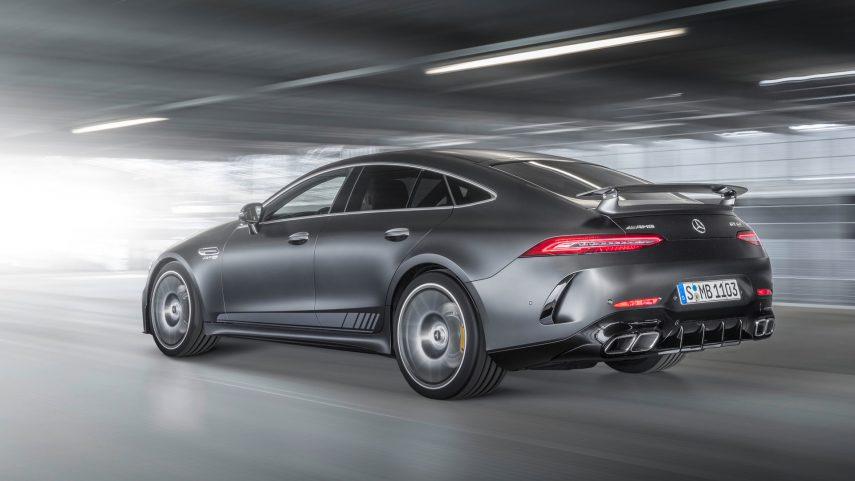 Aterriza el Mercedes-AMG GT S 63 4Matic+ Edition 1