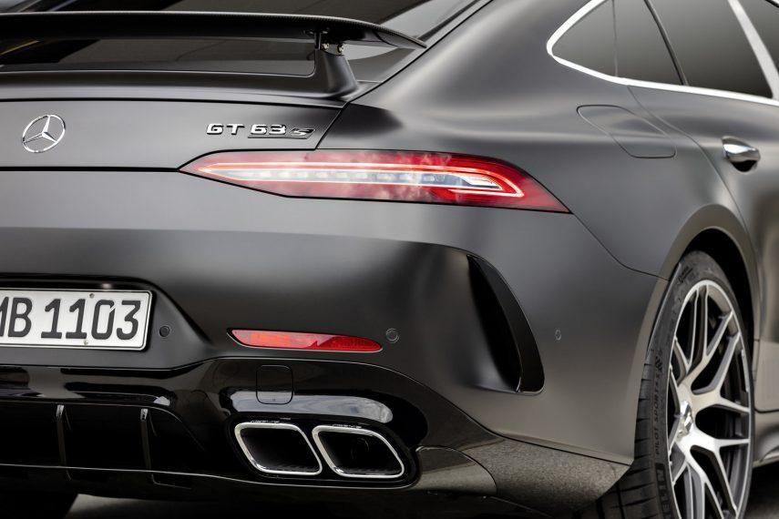 Los futuros deportivos de Mercedes-AMG (y de cualquiera) jamás volverán a sonar igual