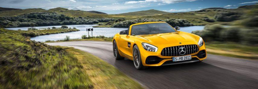 Mercedes-AMG GT S Roadster, más sensaciones a cielo abierto