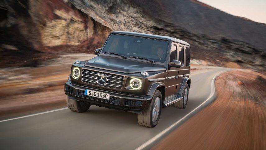 Ya sabemos el precio del Mercedes-Benz G 500, un todoterreno de lujo con motor V8