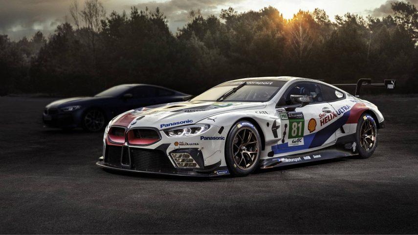 BMW podría jubilar al M8 GTE