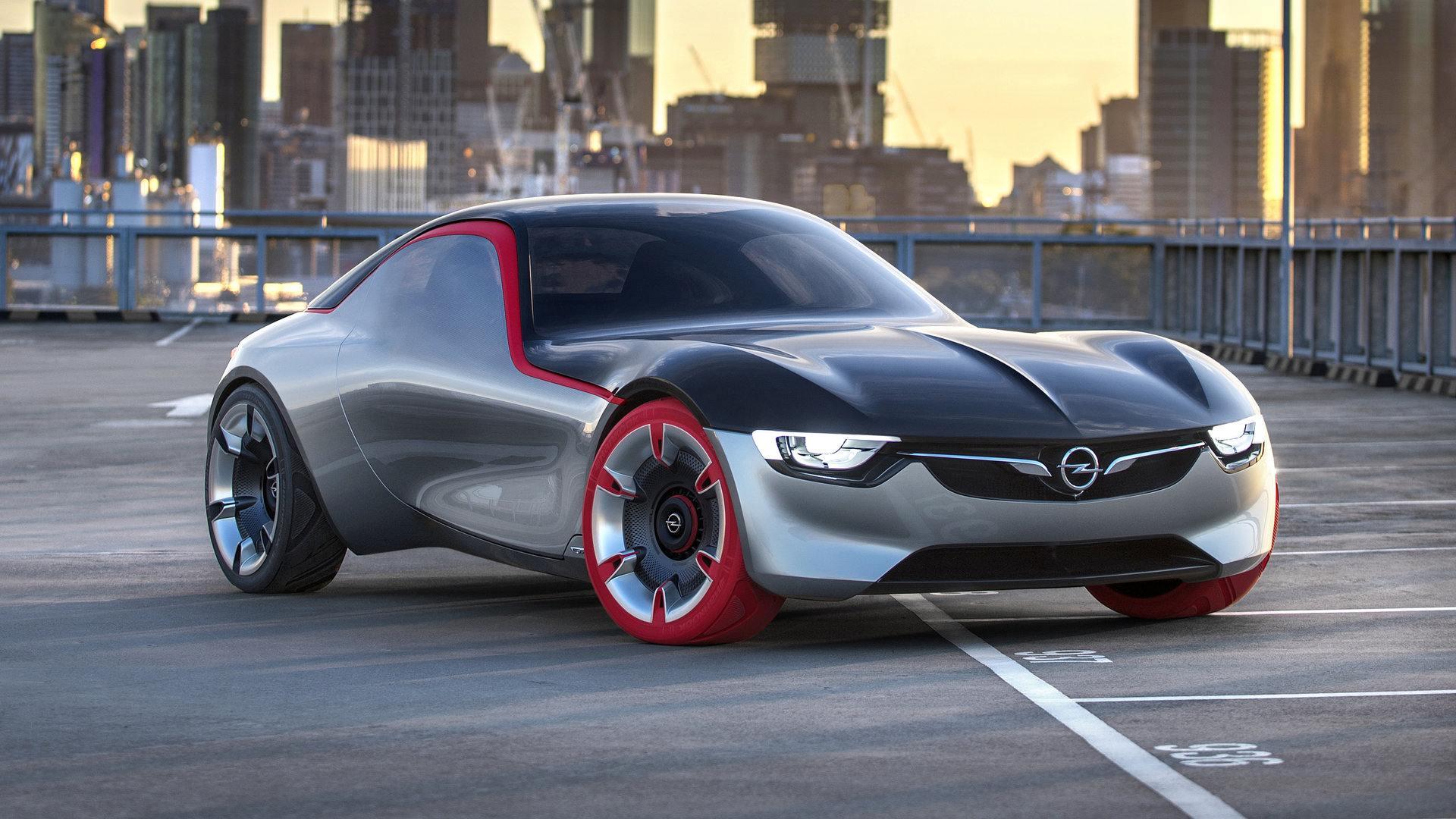 Opel GT Concept (2016)