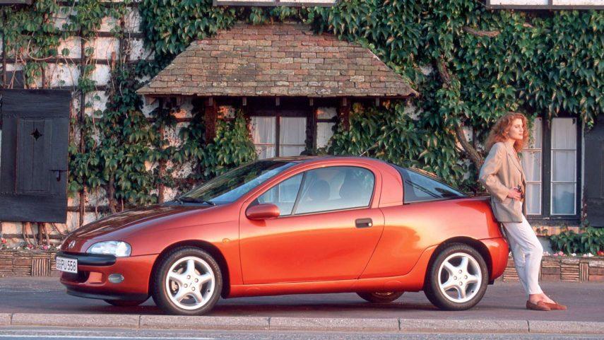 Coche del día: Opel tigra