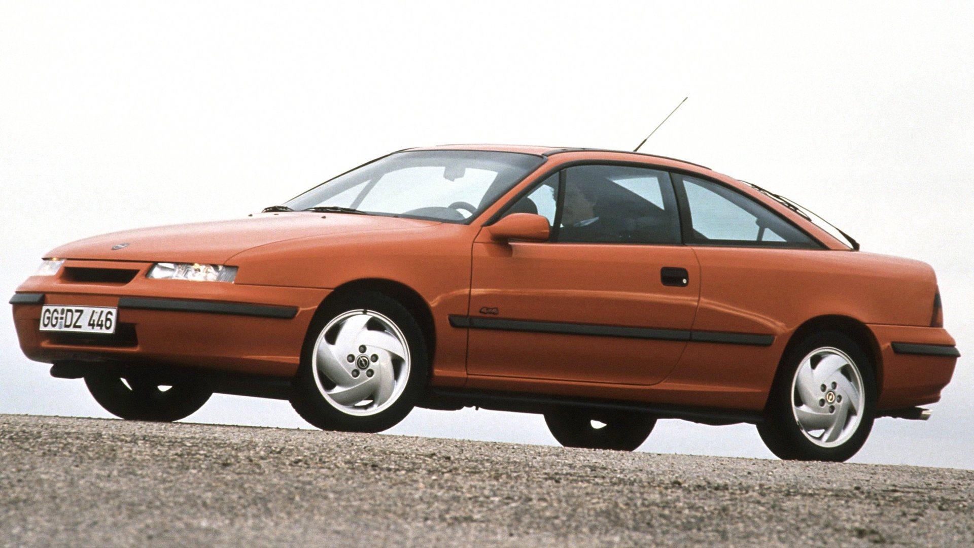 Coche del día: Opel Calibra Turbo 4×4
