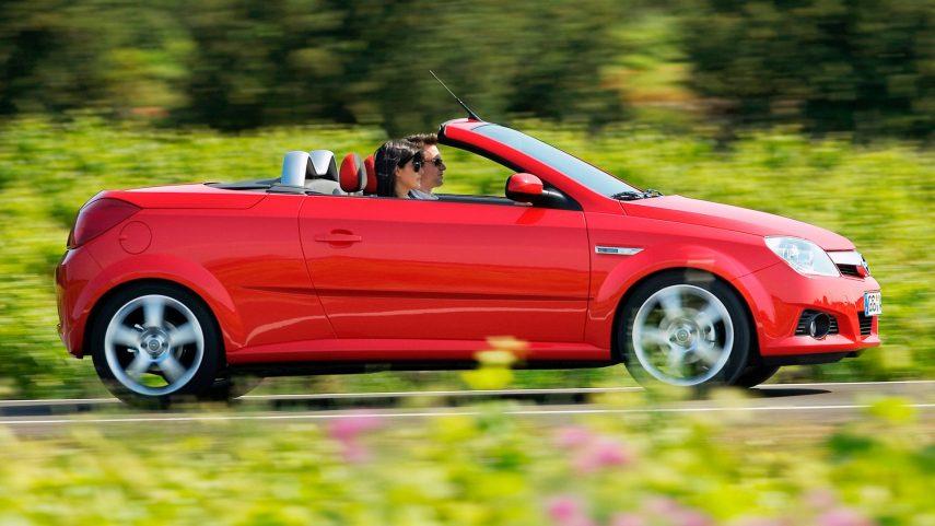 Coche del día: Opel Tigra TwinTop