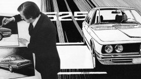 BMW Serie 5 (E12)
