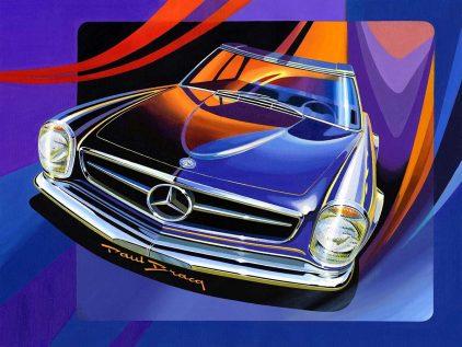 Mercedes-Benz 230 SL (W113)