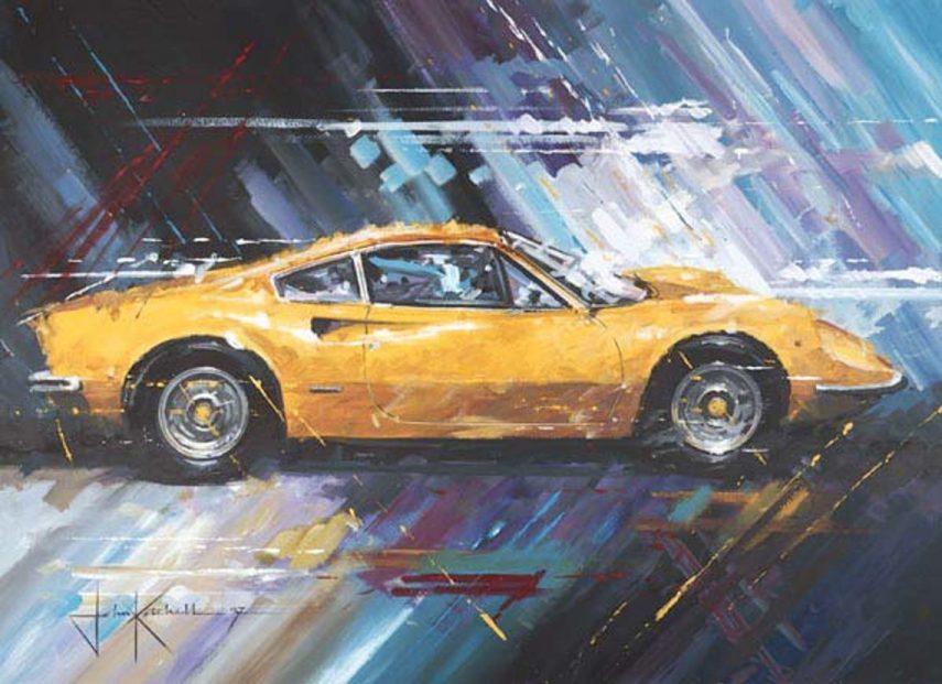 No habrá ningún Ferrari Dino como modelo «barato» de acceso a la gama