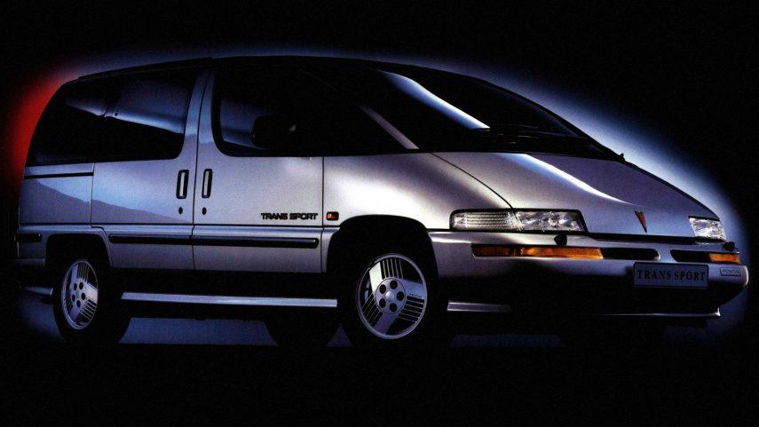 Coche del día: Pontiac Trans Sport (GMT199)