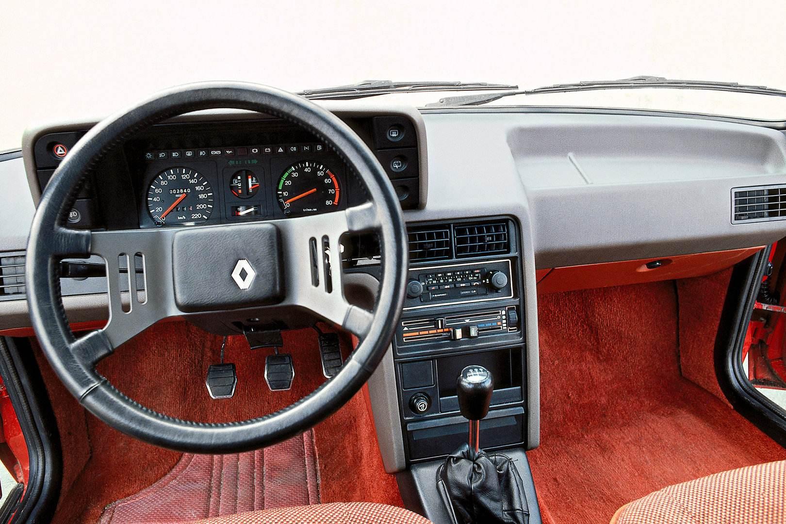 Renault Fuego Gtx 2