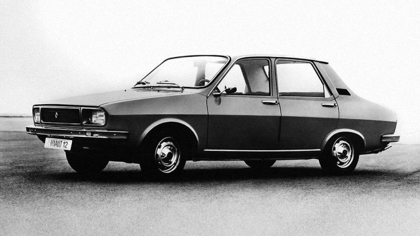 Coche del día: Renault 12