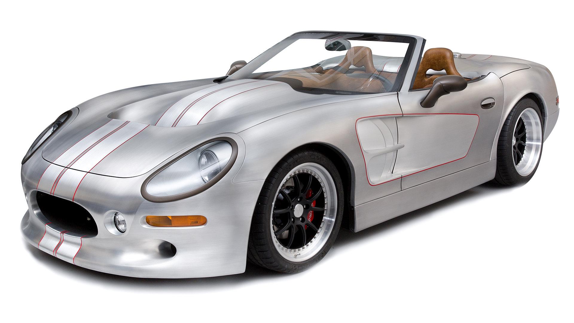 ¡Alabado sea el señor de la automoción! Shelby American revive dos leyendas