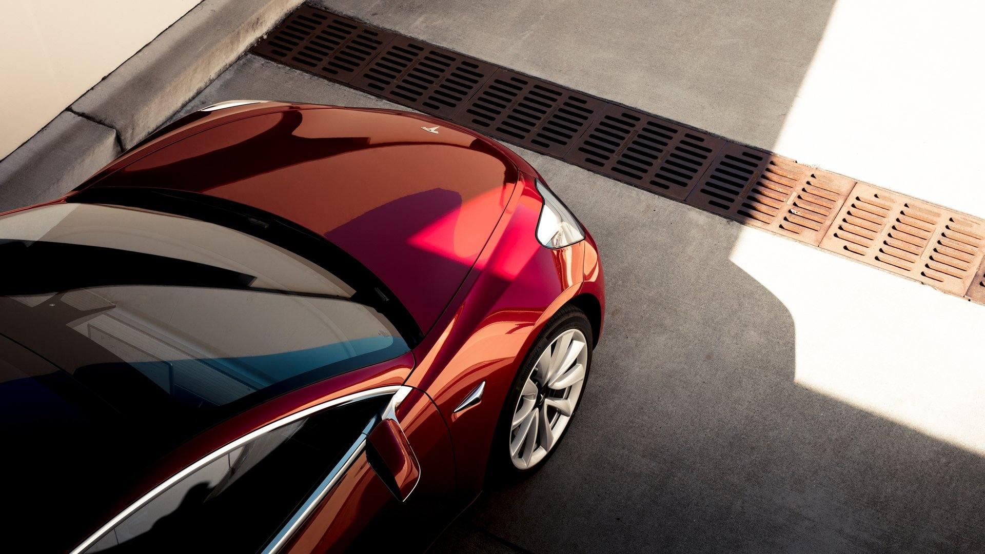 Los Tesla Model 3 llegarán a Europa en el primer semestre de 2019