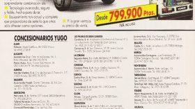 Publicidad de Yugo en España