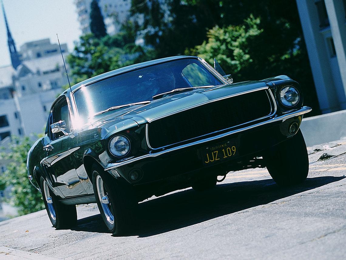 Encuentran en un desguace uno de los Ford Mustang de la película Bullitt