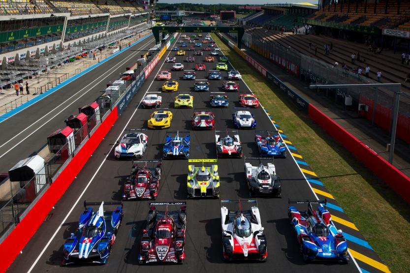Este sábado se disputan las 24 horas de Le Mans 2018