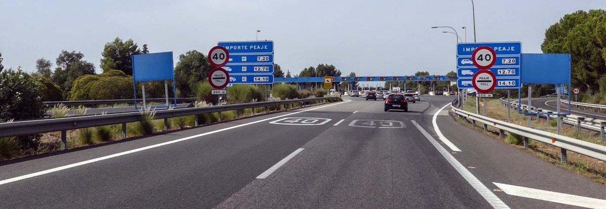 Autopista de peaje AP-4