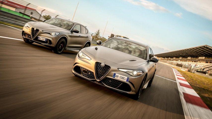 Alfa Romeo lanza la edición especial NRING para el Stelvio y el Giulia