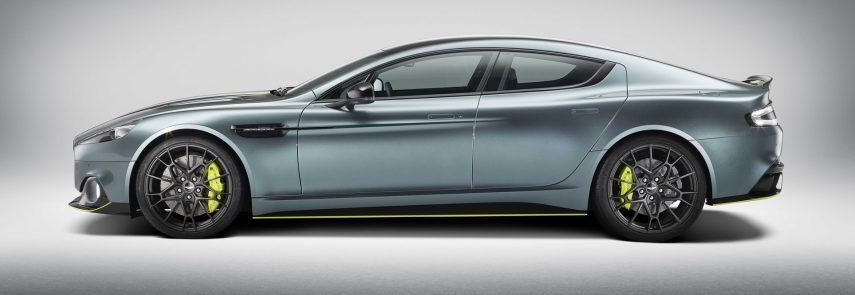 Aston Martin Rapide AMR: una berlina con mucho espíritu RACER