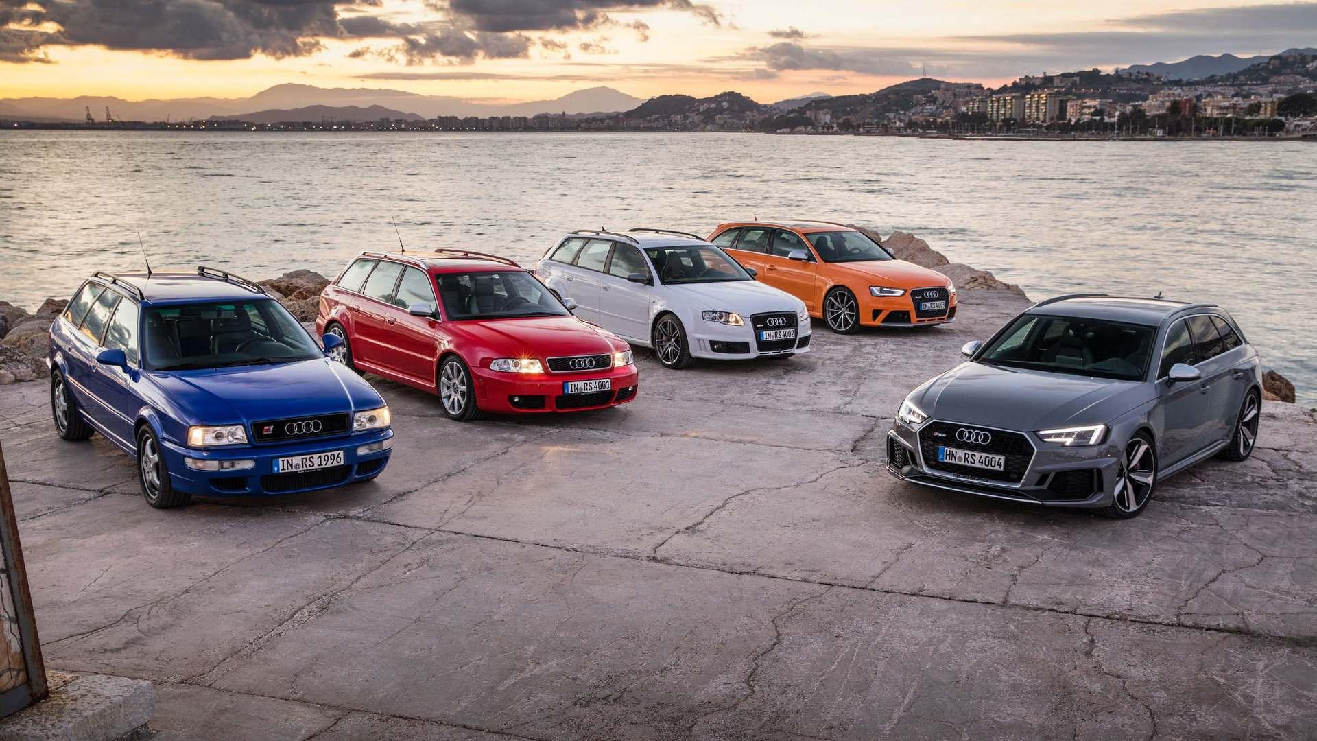 Audi RS4 Avant Evolucion