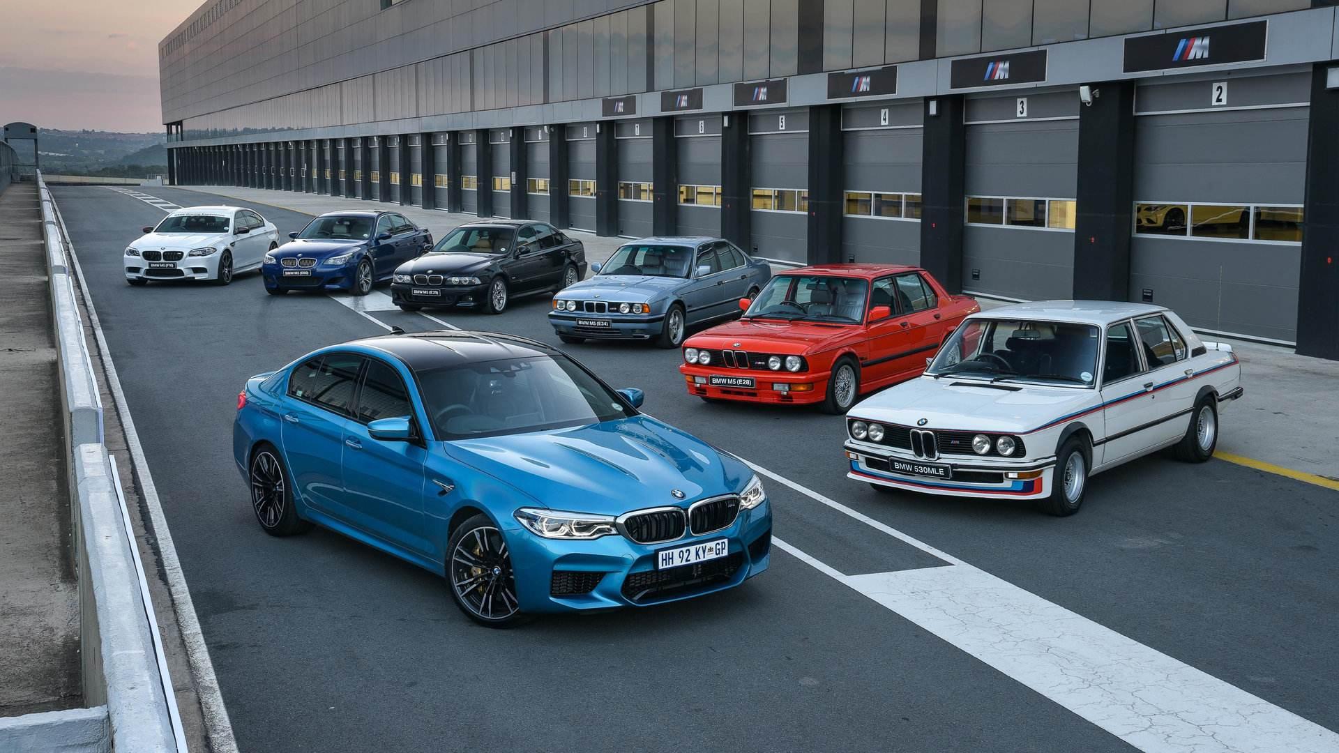BMW M5 Evolucion